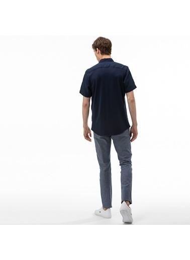 Lacoste Erkek Slim Fit Pantolon HH0025.25L Mavi